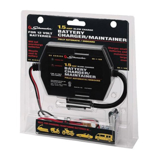 BATTERY CHARGER/MAINTAINER 1.5 AMP