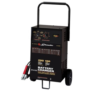 MANUAL FLEET BATTERY CHARGER 200/180/80/60/44/30 AMP