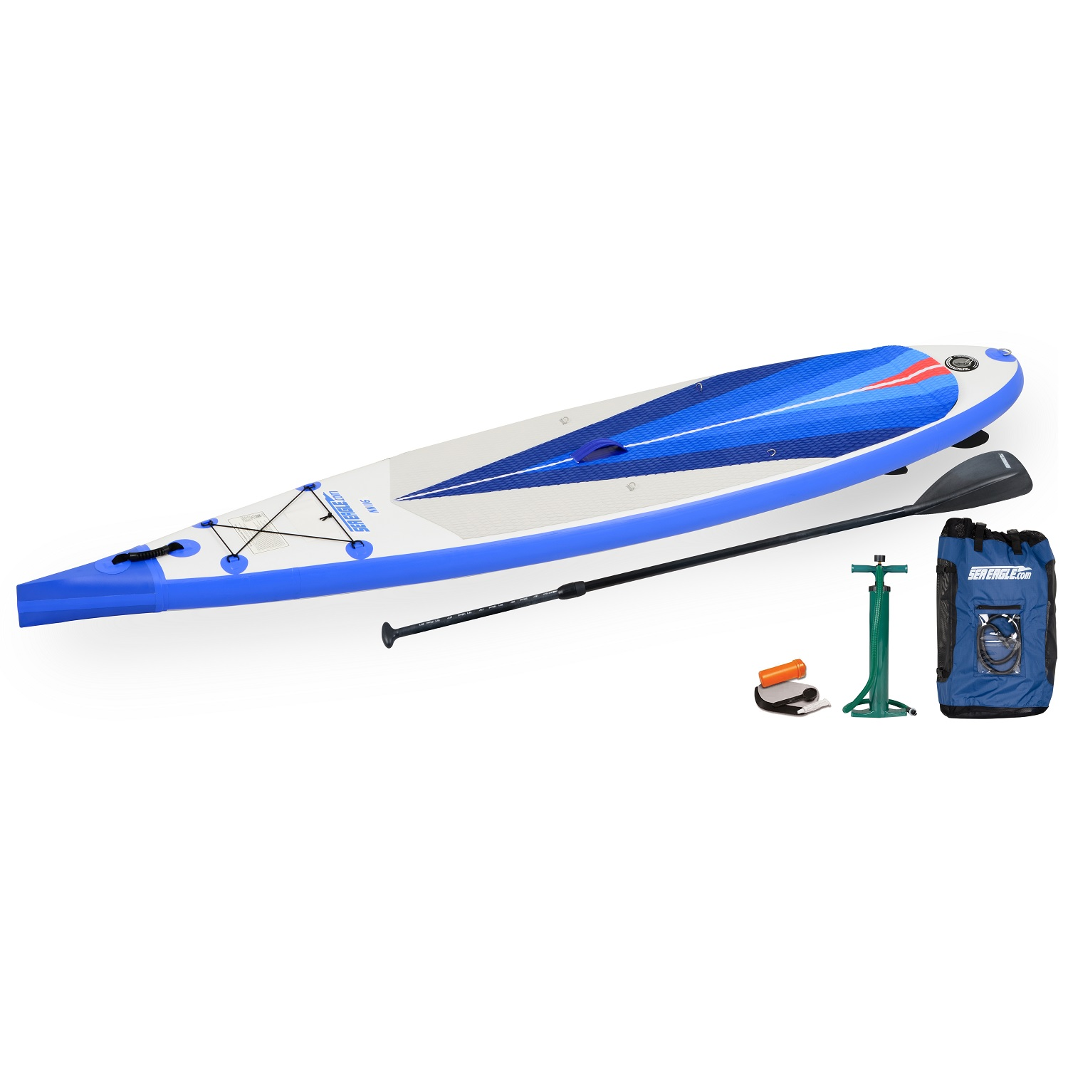 Sea Eagle Paddle Board Needle Nose 116 SUP Package