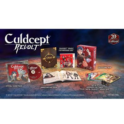 Culdcept Revolt 3DS Lmtd Edtn