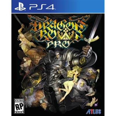 Dragons Crown Pro BH PS4