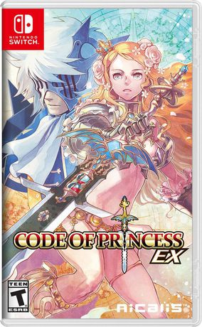 Code of Princess EX NSW