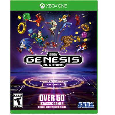 SEGA Genesis Classics XB1