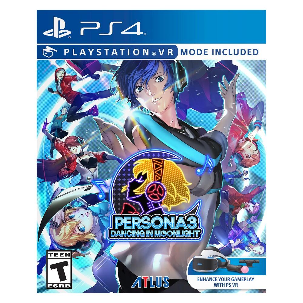Persona 3 Dancing Moonlght PS4