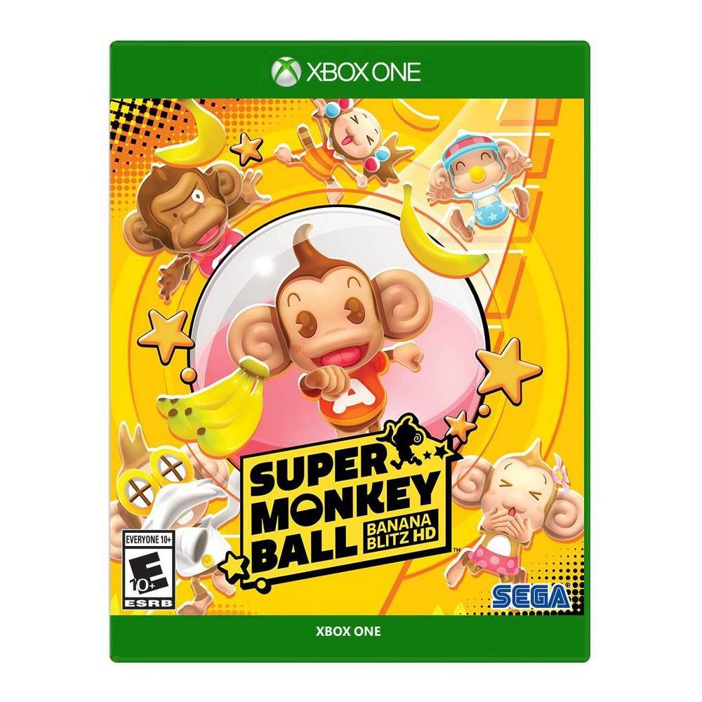 Super Monkey Ball XOne