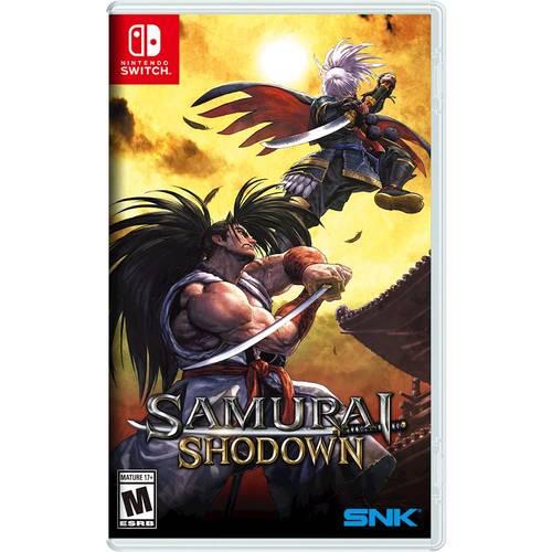 SNK Samurai Shodown Switch