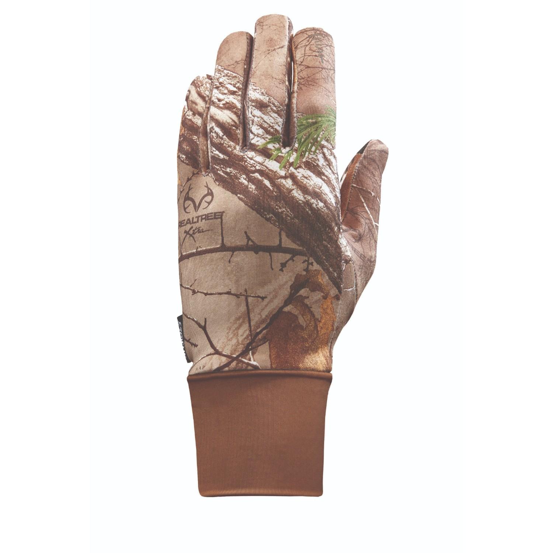 Seirus Heatwave Glove Liner Realtree Xtra S/M