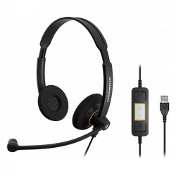 Stereo UC Headset for Lync