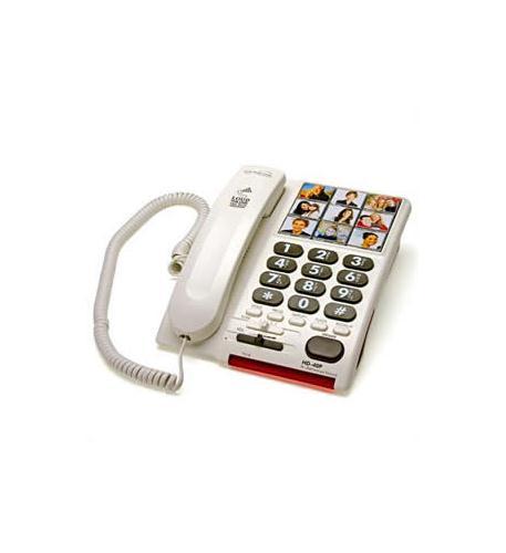 High definition amplified speakerphone
