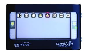 CentralAlert Vibrating Remote Receiver