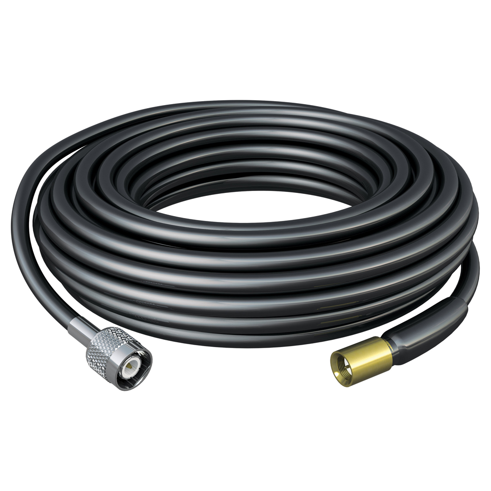 Shakespeare SRC-50 50' RG-58 Cable Kit for SRA-12 & SRA-30