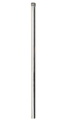 2' LONG STAINLESS STEEL EXTENSION MAST