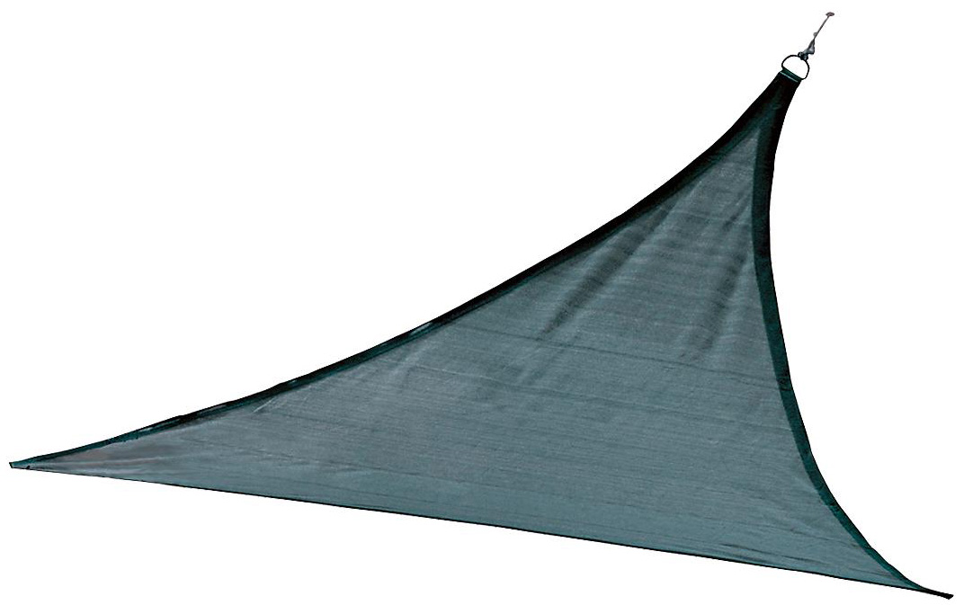 Triangle ShadeSail, 12 ft./3,7 m - Sea