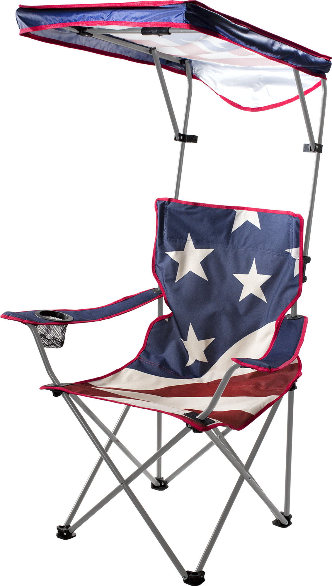US Flag Shade Chair
