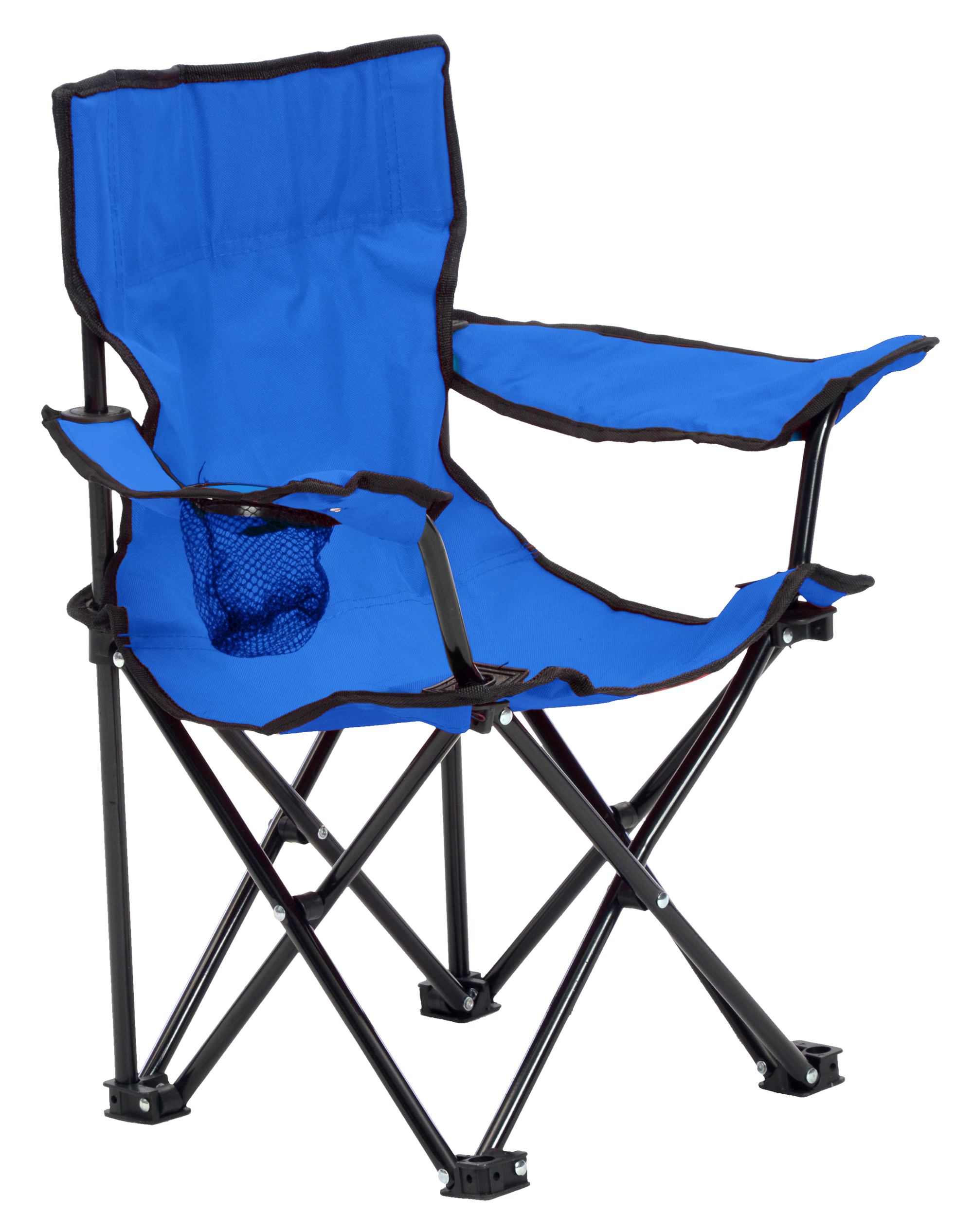 KIDS CHAIR BLUE/BLACK