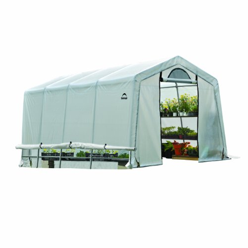 Grow It Greenhouse-In-A-Box, 10x20x8 ft./3x6,1x2,4 m