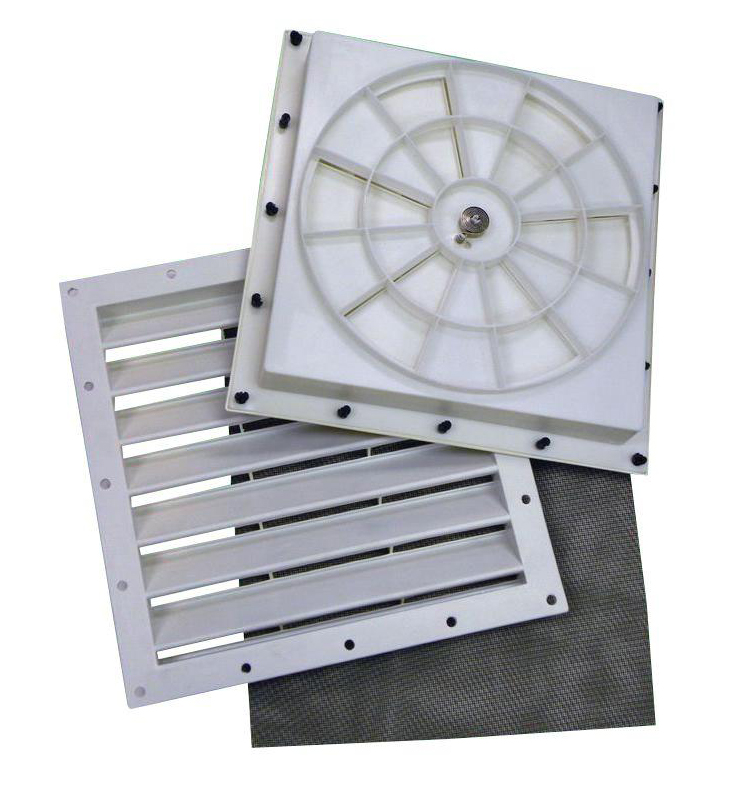 Automatic Shelter Vent Kit