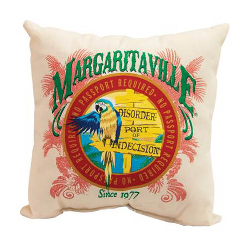 Margaritaville Throw Pillow