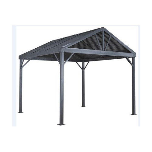 SANIBEL I #93LLL Gazebo 10'x10' st roof