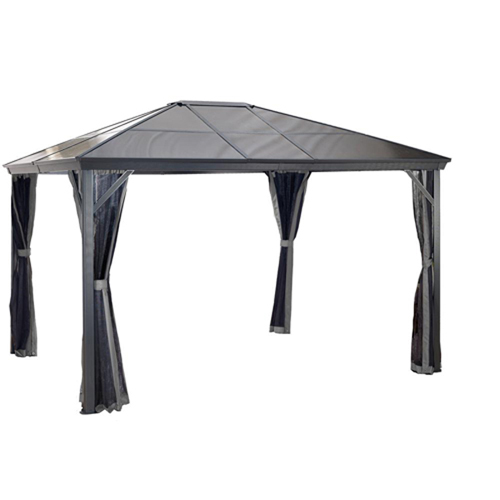 VERONA #77 Gazebo 10'x14' PC 6mm roof