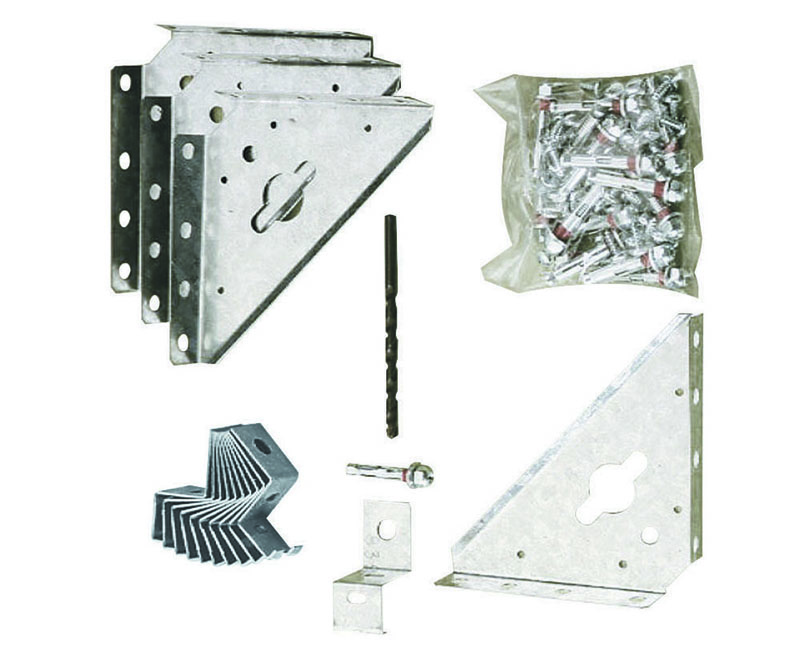 Concrete Anchor (Clips & Shields)