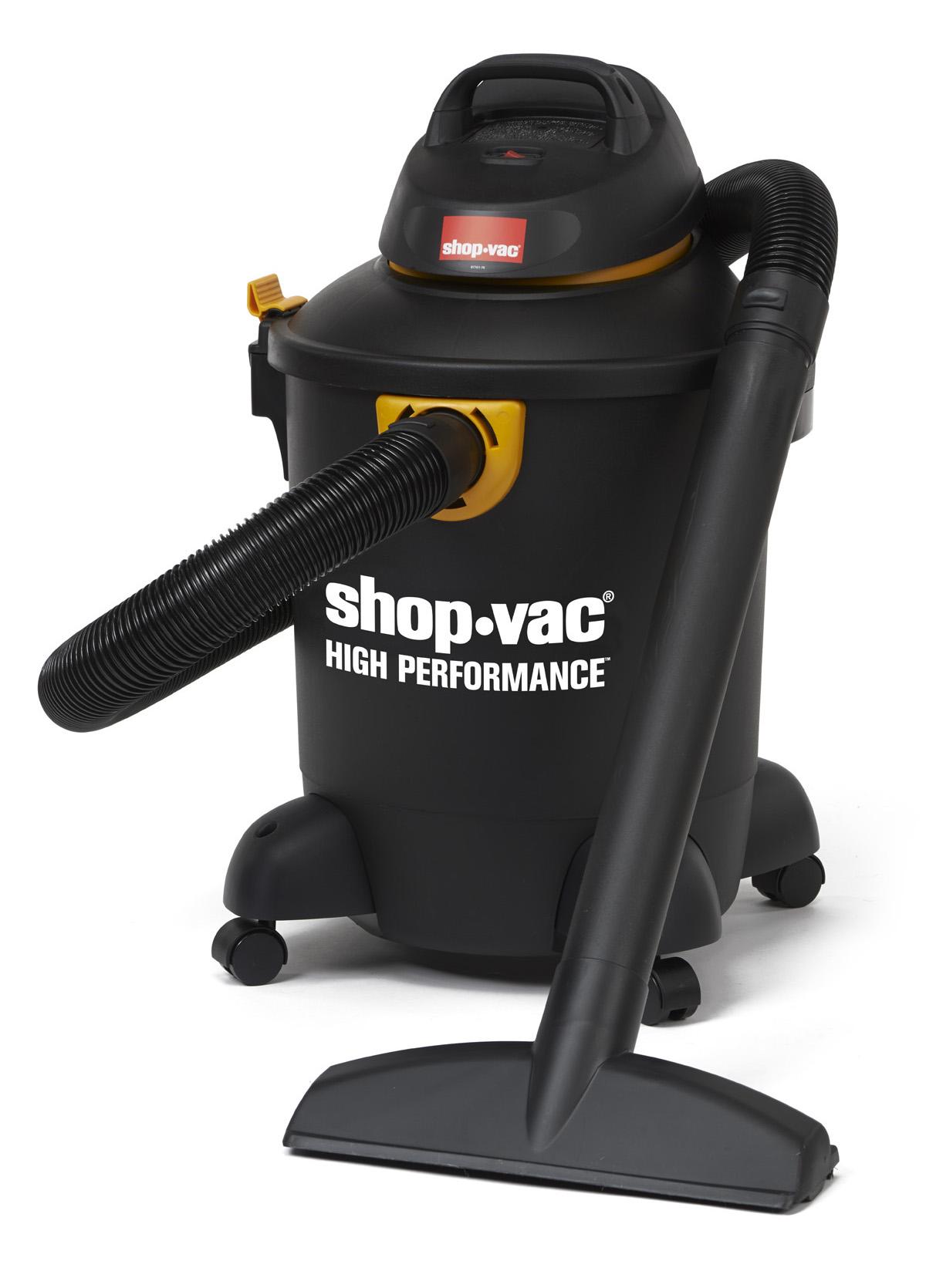 6 Gal 3.5 PHP vacuum