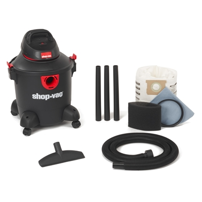8 Gallon  3.0 PHP Wet Dry Vac