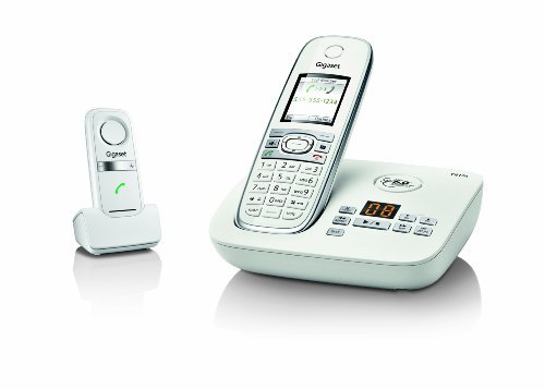 Gigaset C610A-L410 Cordless Phone and Hands-Free Clip