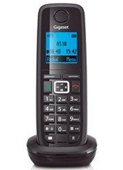 S30852-H2252-R301 A510 Handset BLACK