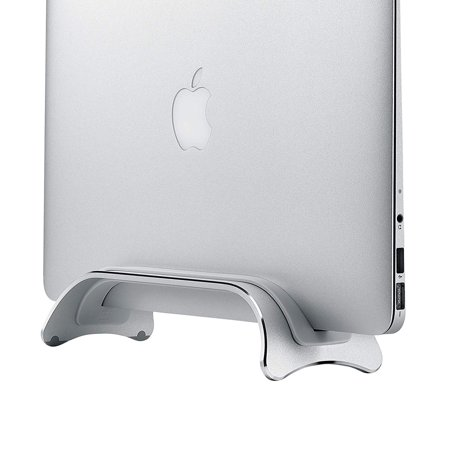 Aluminum Vertical Laptop Stand