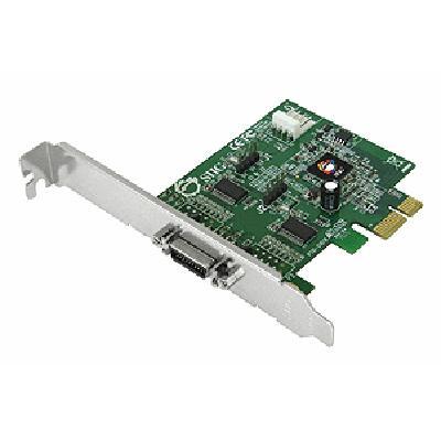 DP CyberSerial Dual PCIe Card