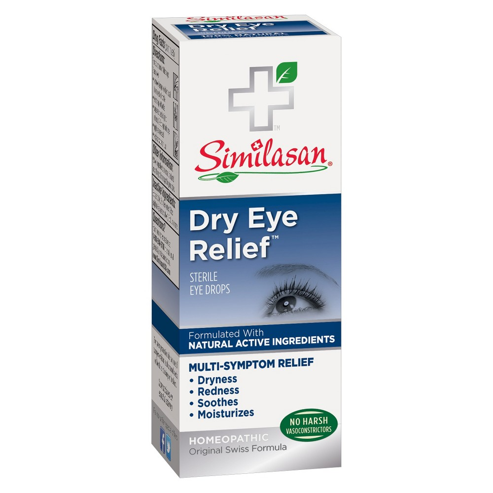 Similasan Eye Drops, Dry Red Eyes (1x33 Oz)
