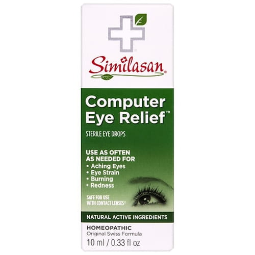 Simlasan Computer Eyes Eye Drops (1x33 Oz)