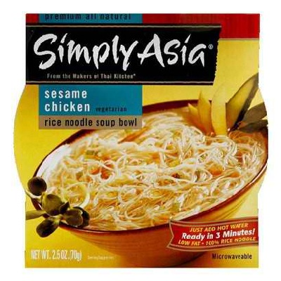 Simply Asia Ses Chicken Rice Noodle (6x2.5OZ )