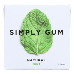 All Natural Gum - Mint ( 12 - 15 CT )