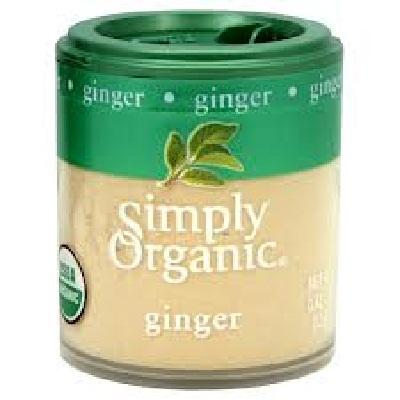 Simply Organic Ground Ginger (6x0.42OZ )