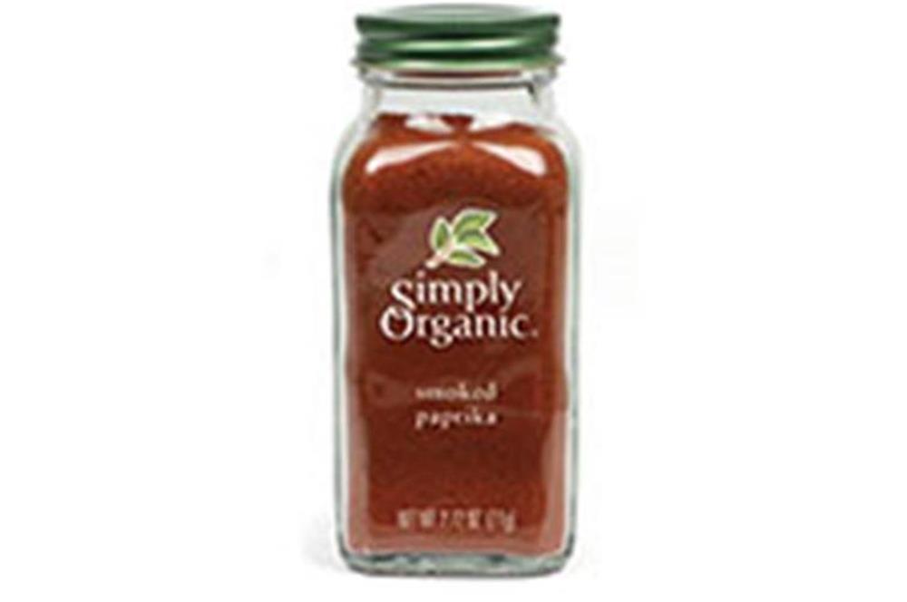 Simply Organic - Smoked Paprika ( 6 - 2.72 OZ)