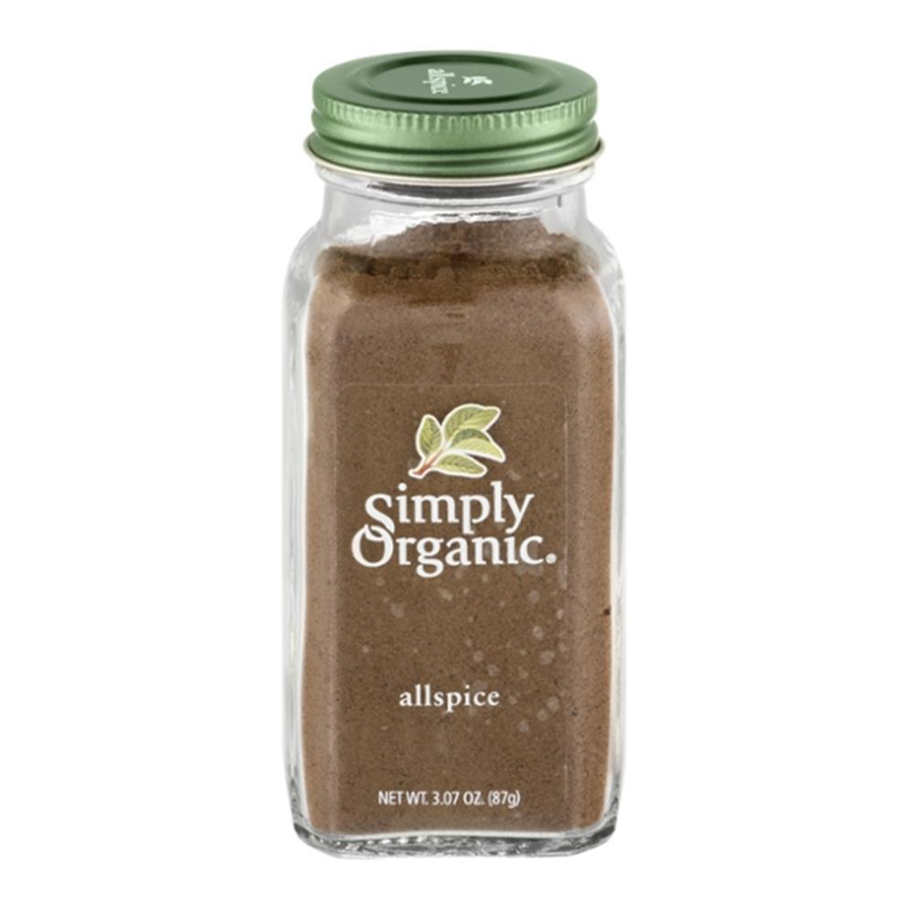 Simply Organic - Ground Allspice ( 6 - 3.07 OZ)