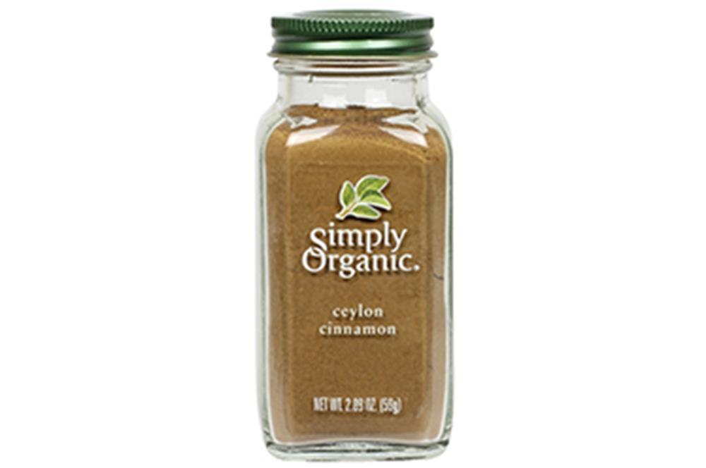 Simply Organic - Ground Ceylon Cinnamon ( 6 - 2.08 OZ)