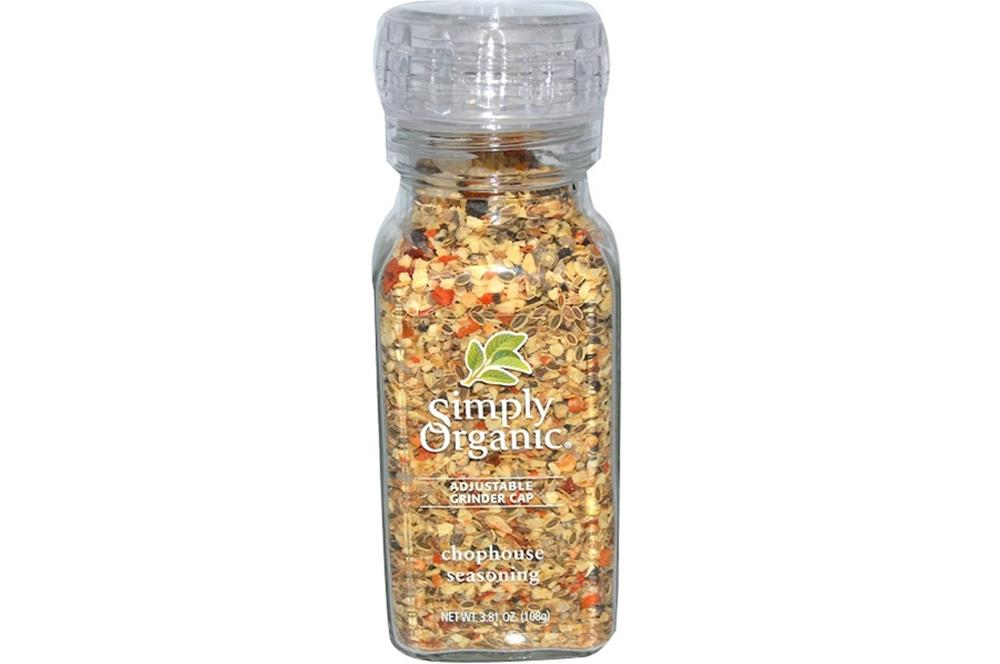 Simply Organic - Chop Grilling Seasoning ( 6 - 2 OZ)