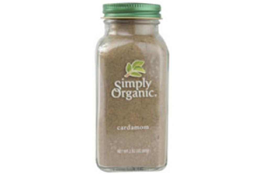 Simply Organic - Ground Cardamom ( 6 - 2.82 OZ)