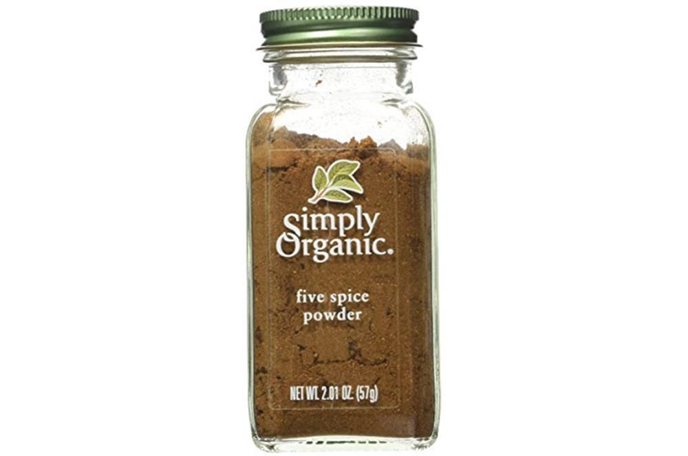 Simply Organic - Five Spice Powder ( 6 - 2.01 OZ)
