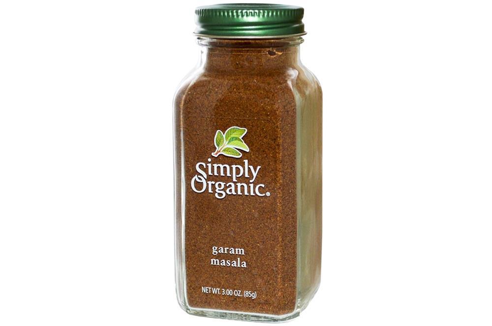Simply Organic - Garam Masala ( 6 - 3 OZ)