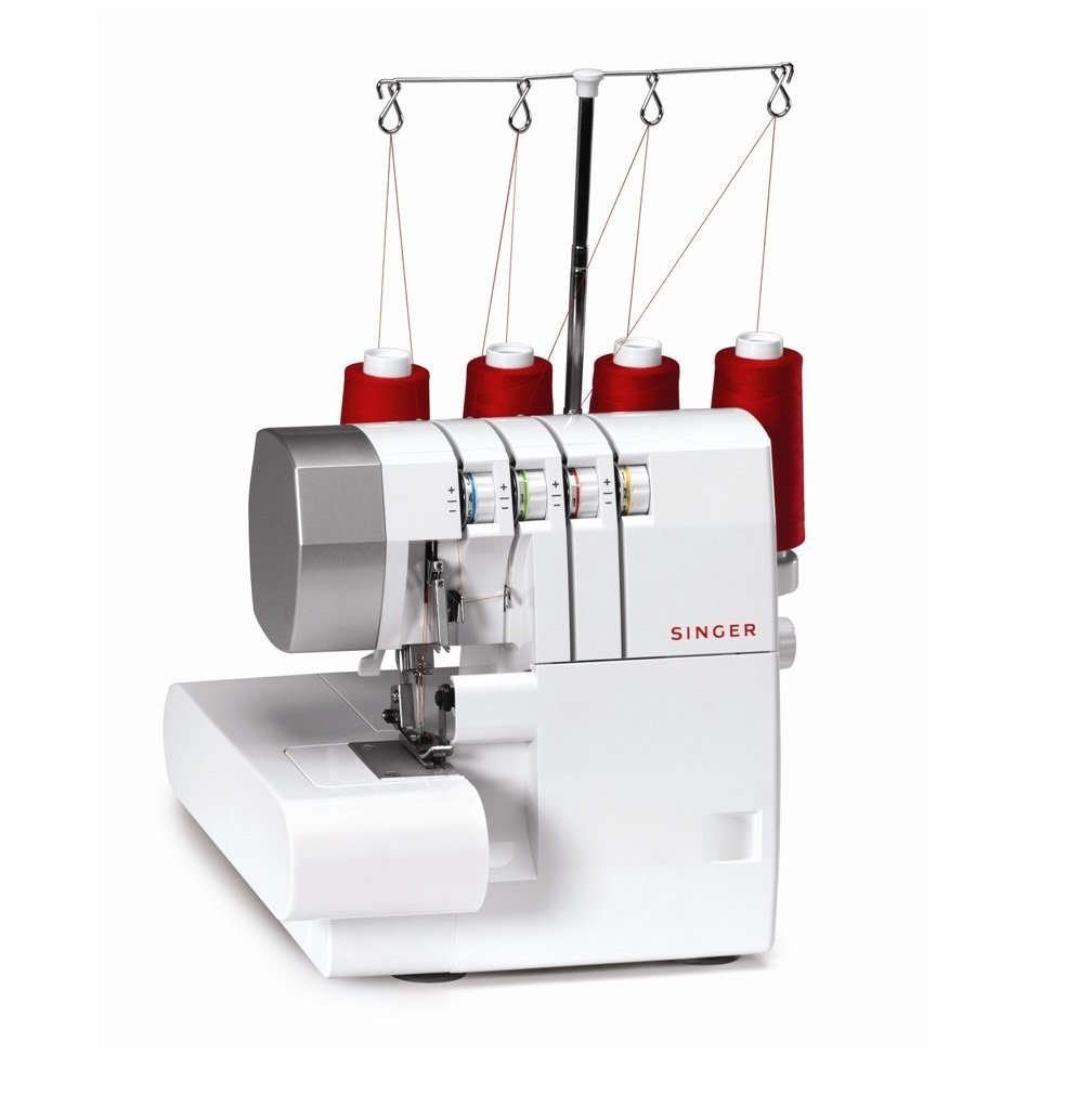 Pro Finish™ 4-3-2 Thread Serger With Machine Intro DVD