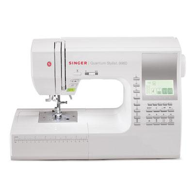 Quantum Stylist™ Sewing Machine With 600 Built-In Stitches
