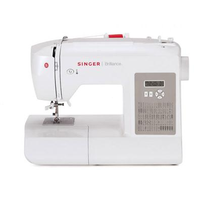 Singer 6180 Brilliance WhtGry