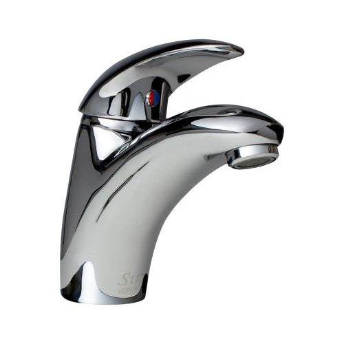 Sir Faucet 722 Chrome Single Handle Lavatory Faucet
