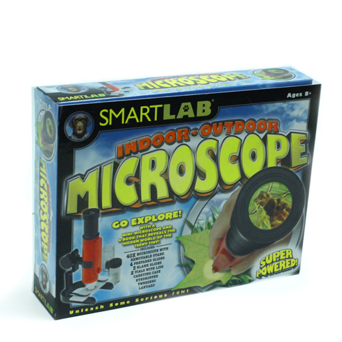 Indoor-Outdoor Microscope