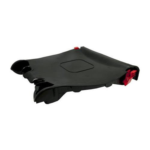Replacement Bottom Lid - Black  (Floor and Climber Series)