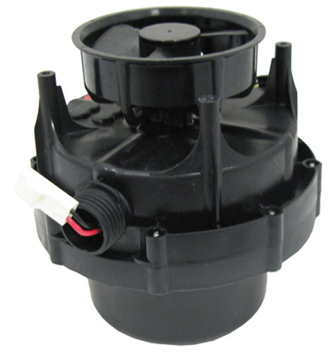 Pump Motor with Impeller (Scrubber Series)